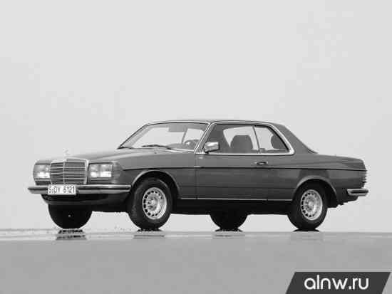 Mercedes-Benz W123  Купе