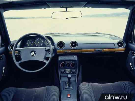 Программа диагностики Mercedes-Benz W123  Купе