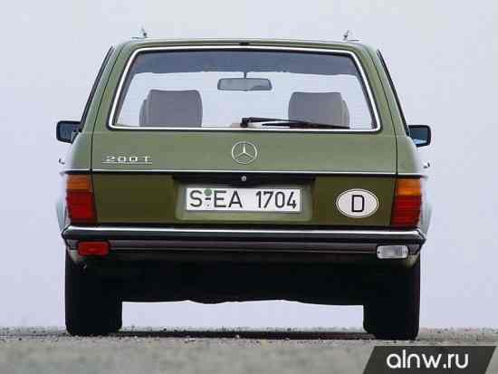 Каталог запасных частей Mercedes-Benz W123  Универсал 5 дв.