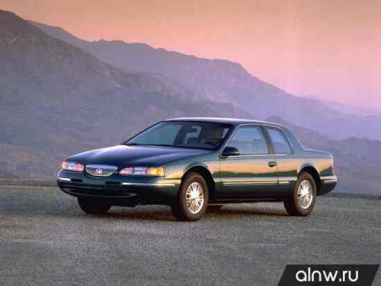 Mercury Cougar VII Купе