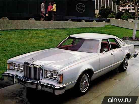 Mercury Cougar IV Седан