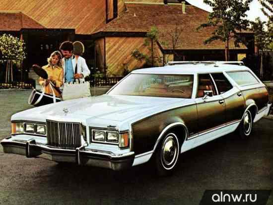 Mercury Cougar IV Универсал 5 дв.