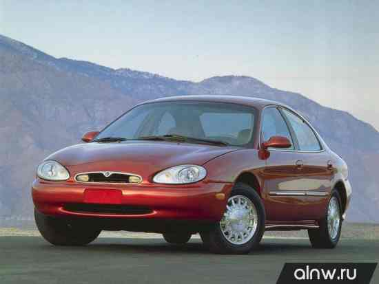 Руководство по ремонту Mercury Sable III Седан