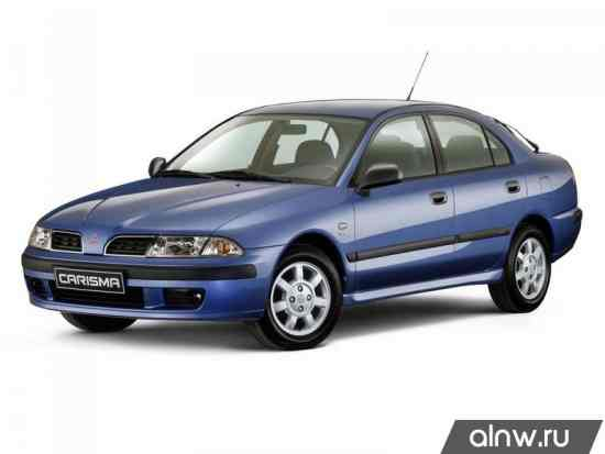 Mitsubishi Carisma  Хэтчбек 5 дв.