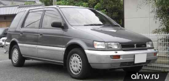 Mitsubishi Chariot II Компактвэн