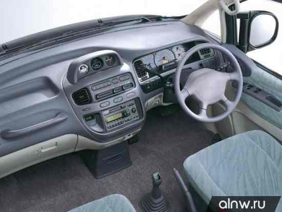 Программа диагностики Mitsubishi Delica IV Минивэн