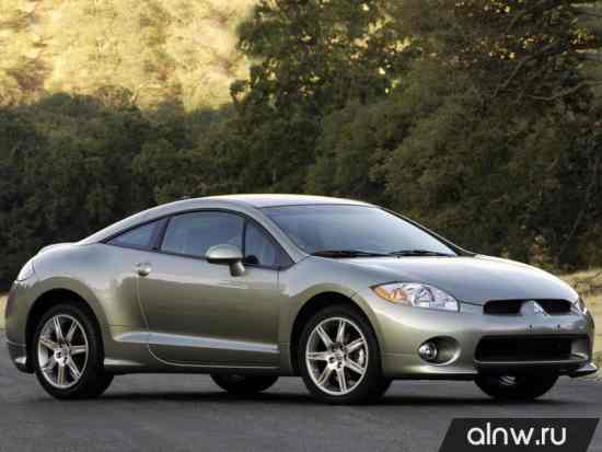 Mitsubishi Eclipse IV Купе