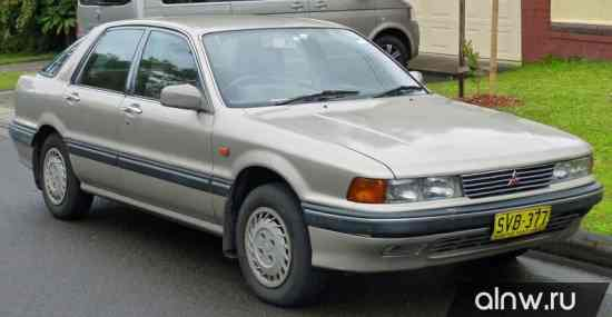 Mitsubishi Eterna VI Хэтчбек 5 дв.