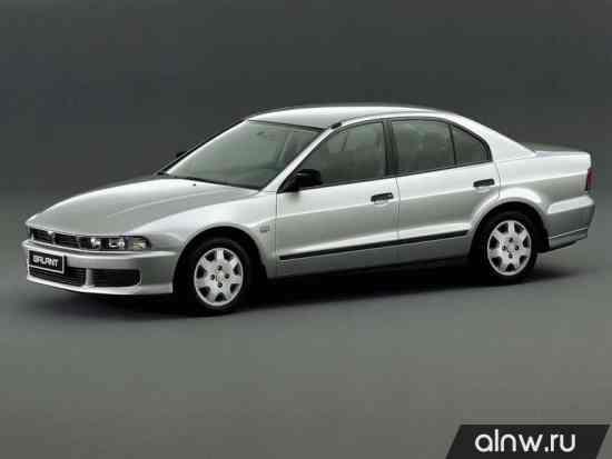 Mitsubishi Galant VIII Седан