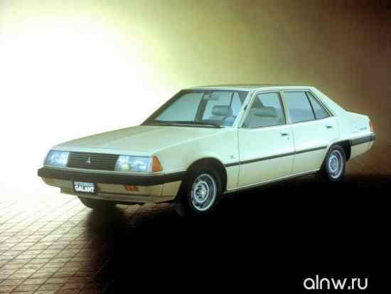Mitsubishi Galant IV Седан
