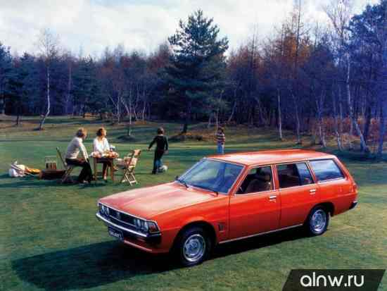Mitsubishi Galant III Универсал 5 дв.
