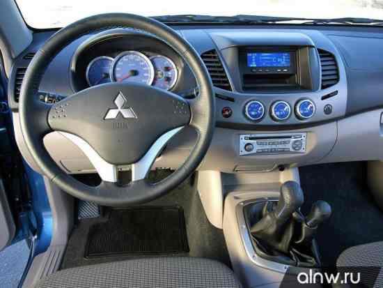 Каталог запасных частей Mitsubishi L200 IV Пикап Двойная кабина
