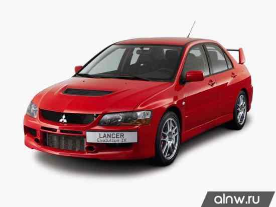 Mitsubishi Lancer Evolution IX Седан