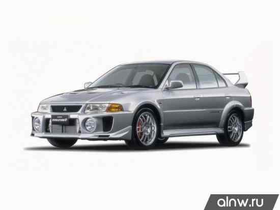 Mitsubishi Lancer Evolution V Седан