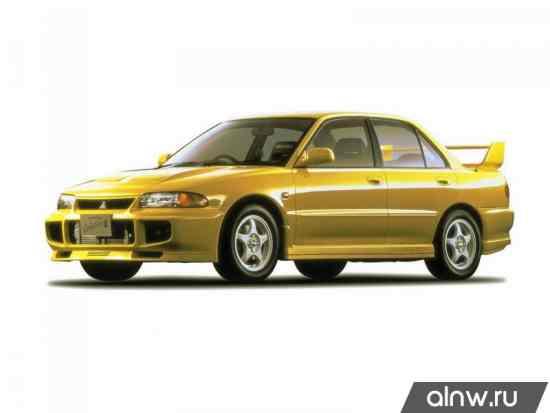 Mitsubishi Lancer Evolution III Седан
