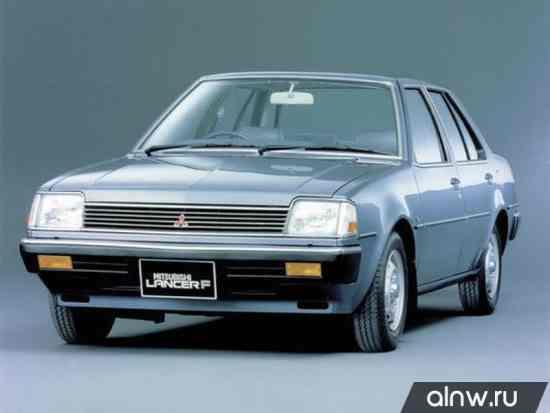 Mitsubishi Lancer III Седан
