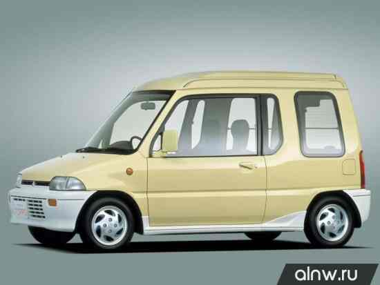 Mitsubishi Minica VI Хэтчбек 3 дв.