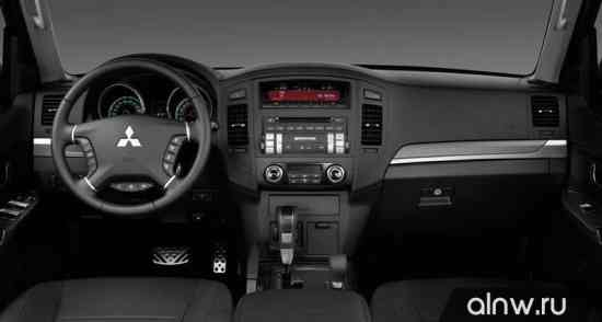 Программа диагностики Mitsubishi Montero IV Внедорожник 5 дв.
