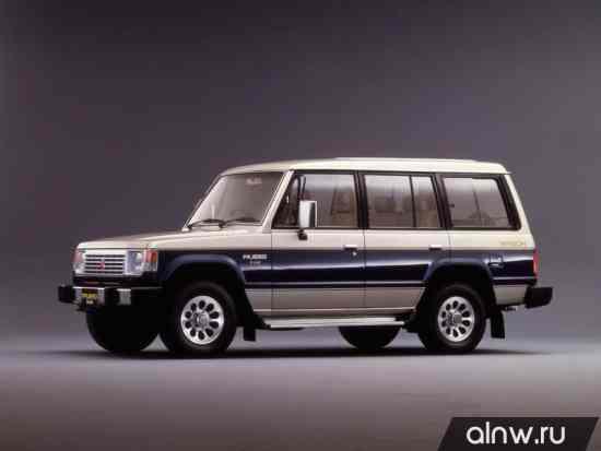 Mitsubishi Pajero I Внедорожник 5 дв.