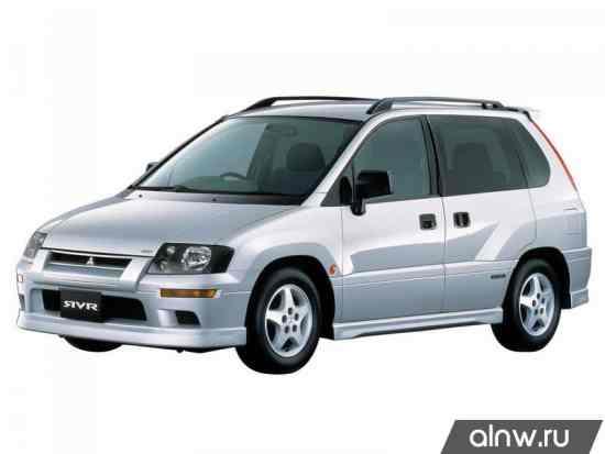 Mitsubishi RVR II Компактвэн