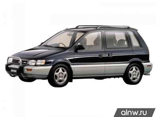 Mitsubishi RVR I Компактвэн