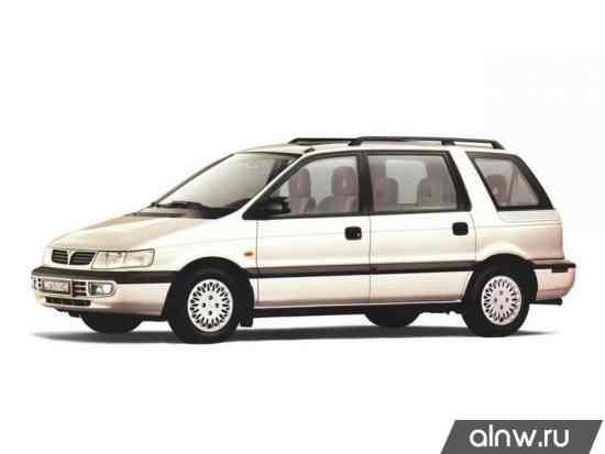Mitsubishi Space Wagon II Компактвэн
