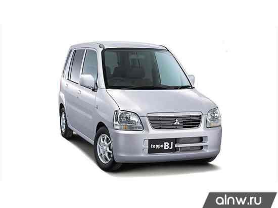 Mitsubishi Toppo II Компактвэн