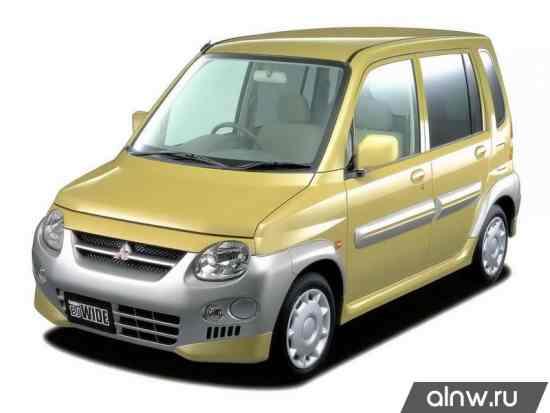 Mitsubishi Toppo I Хэтчбек 3 дв.
