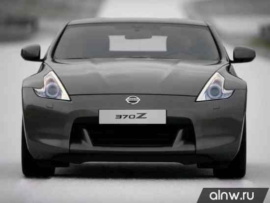 Инструкция по эксплуатации Nissan 370Z  Купе