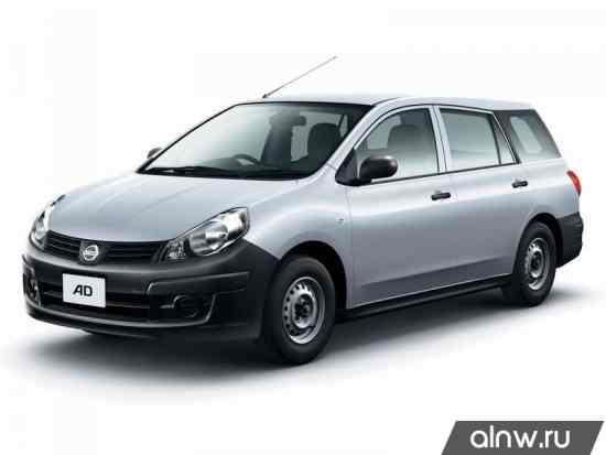 Руководство по ремонту Nissan AD III Универсал 5 дв.
