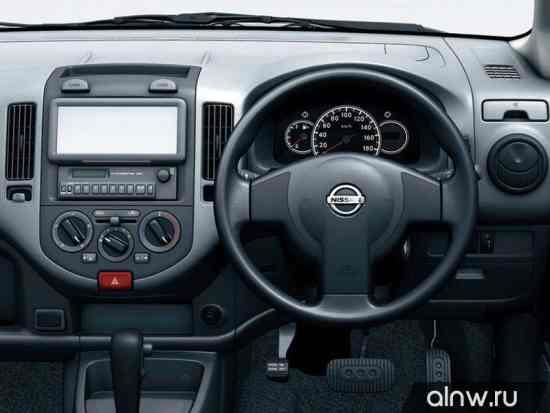 Каталог запасных частей Nissan AD III Универсал 5 дв.