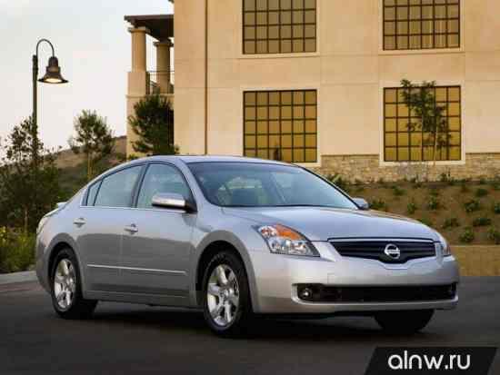 Руководство по ремонту Nissan Altima IV Седан