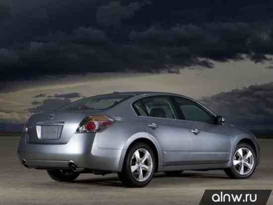 Каталог запасных частей Nissan Altima IV Седан