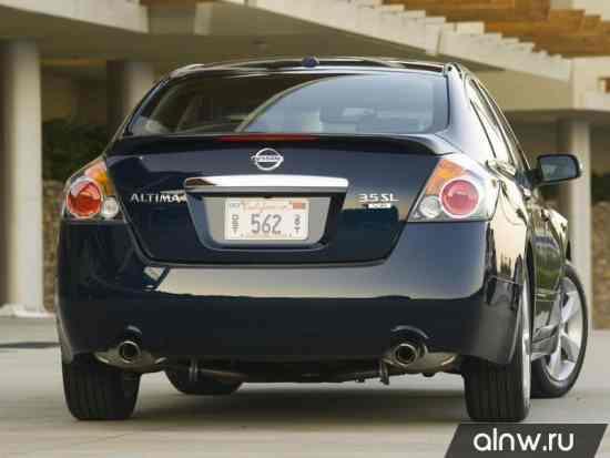 Программа диагностики Nissan Altima IV Седан