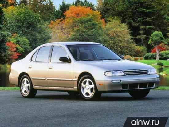 Руководство по ремонту Nissan Altima I Седан