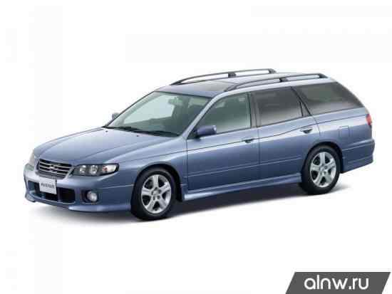 Nissan Avenir II (W11) Универсал 5 дв.