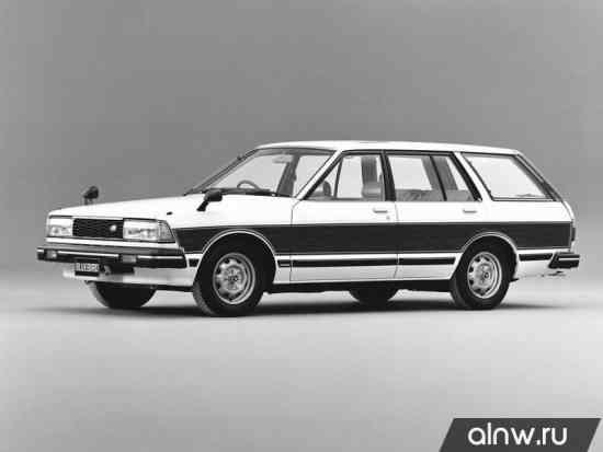 Nissan Bluebird VI (910) Универсал 5 дв.