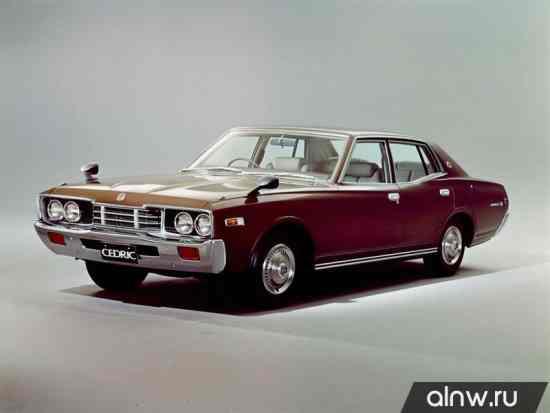 Nissan Cedric IV (330) Седан