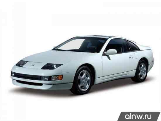 Nissan Fairlady Z IV (Z32) Купе