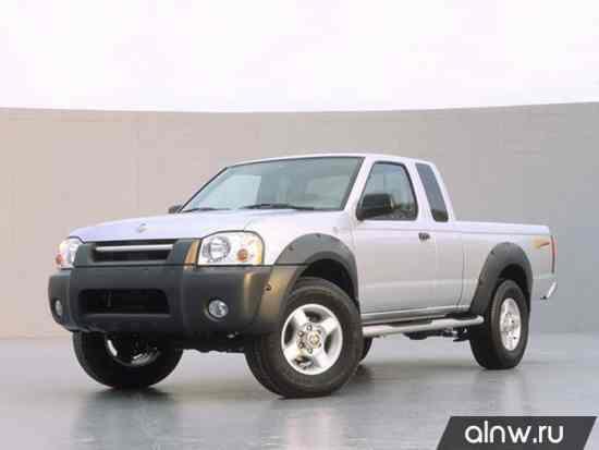 Nissan Navara (Frontier) III