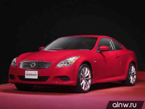 Nissan Skyline XII (V36) Купе