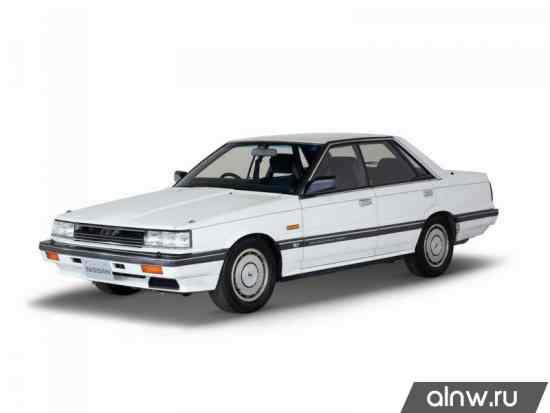 Nissan Skyline VII (R31) Седан