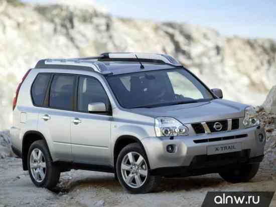 Nissan X-Trail II Внедорожник 5 дв.