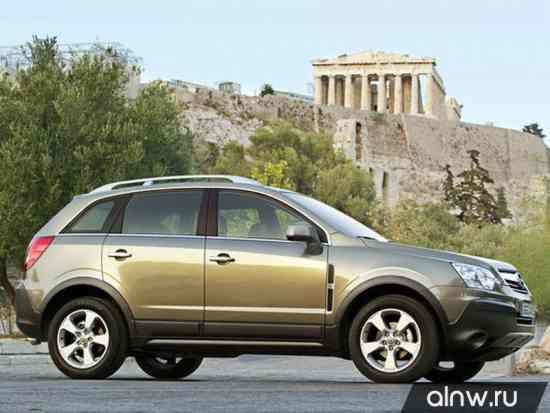 Руководство по эксплуатации автомобиля Opel Antara ...