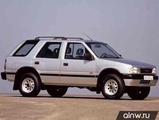 Каталог запасных частей Opel