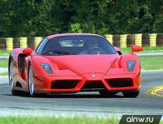 Инструкция по эксплуатации Ferrari Enzo