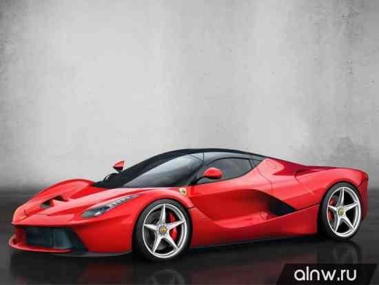 Руководство по ремонту Ferrari LaFerrari