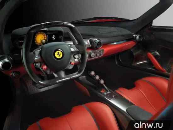 Программа диагностики Ferrari LaFerrari