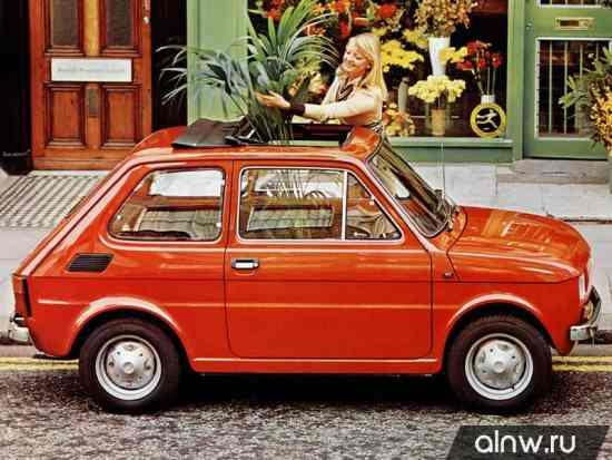 Инструкция по эксплуатации Fiat 126
