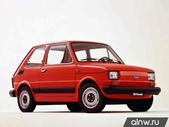 Каталог запасных частей Fiat 126